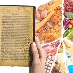 Bilinmeyen beslenme tarihi
