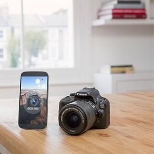 Canon EOS 100D O Dünyanın En Küçüğü