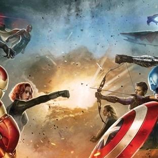 Captain America Civil War'da Taraflar Belli Oldu