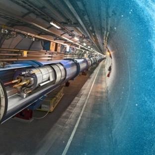 CERN'de Evrenin Başlangıcındaki Plazma Oluşturuldu