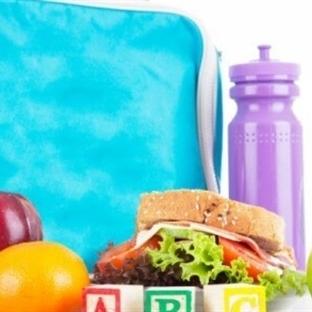 Çocuklar İçin Sağlıklı Beslenme Çantası Hazırlama