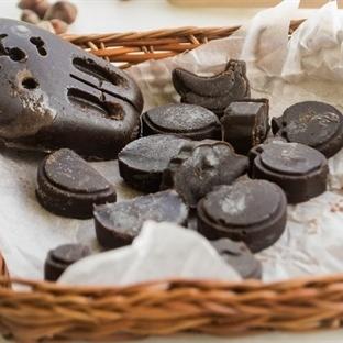 Çocuklar için Kolay, Sağlıklı Bayram Çikolataları