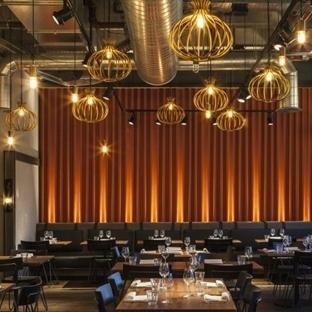 DesignLSM'den Londra'da Chai Ki Restaurant