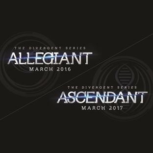 Divergent'ın son 2 filminin afişi yayınlandı