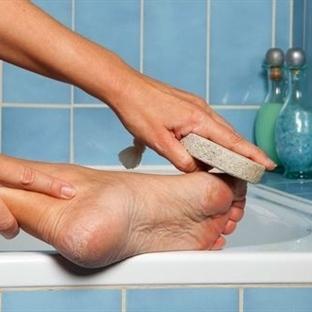 Diyabet hastaları ayak bakımı yaptırmalı!