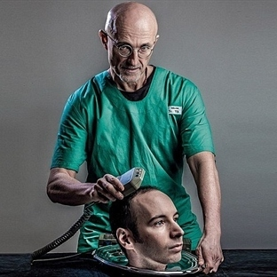 Dr. Canavero 2017'de Kafa Naklini Gerçekleştirecek