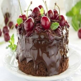 Ekşi ekşi vişneli kek tarifi