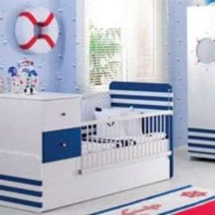 Erkek Bebekler İçin Dekorasyon Önerileri