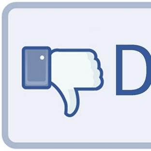 Facebook'a Dislike Butonu Geliyor