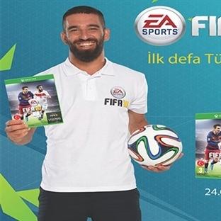 FIFA 16 Xbox One Kullanıcılarına Türkçe Olacak