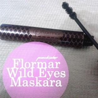 Flormar Wild Eyes Maskara