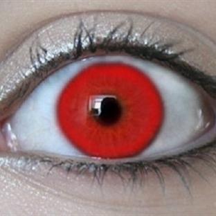 Fotoğrafta Gözler Neden Kırmızı Çıkar?