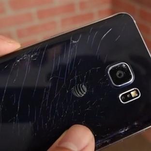 Galaxy Note 5'i Gökyüzünden Attılar!