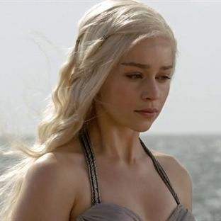Game of Thrones'tan 'drone' görüntüleri