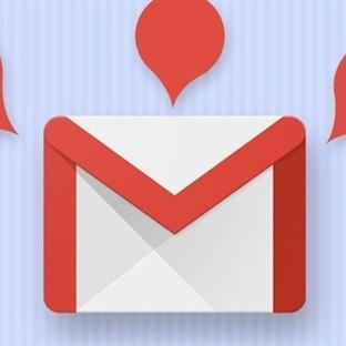 Gmail'e Kişi Engelleme Özelliği