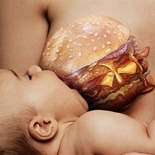 Hamilelikte ne yerseniz bebeğiniz odur