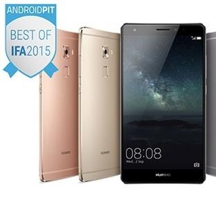 Huawei Mate S Dokunmatik Devrimle Duyuruldu