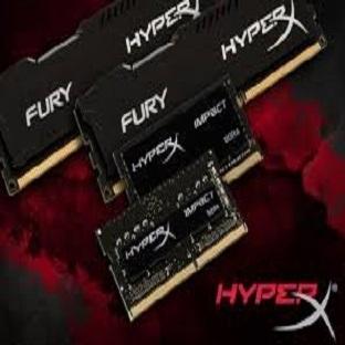 HyperX'in Yeni Ram Modelleri