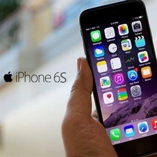 iPhone 6S, Apple'ın Sİtesinde Görüldü!