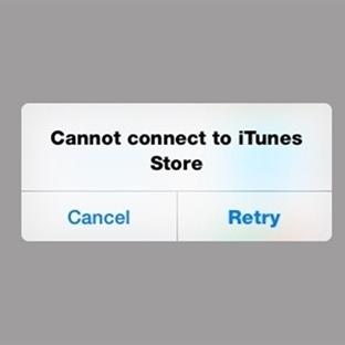 iTunes'a Bağlanılamıyor Hatası