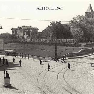 Kadıköy'den Geçmişe Dair Fotoğraflar