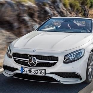 Karşınızda Mercedes-Benz S-Class Cabriolet