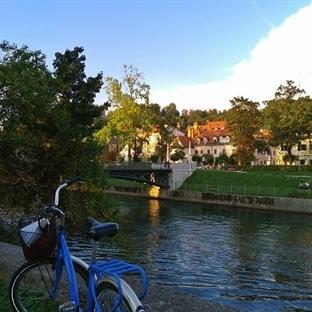 Kimsenin güzelliğini fark etmediği Ljubljana