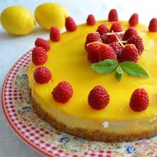 Limonlu Cheesecake