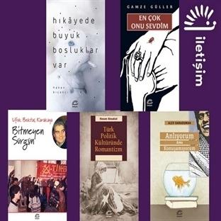 İletişim Yayınları'ndan Beş Yeni Kitap