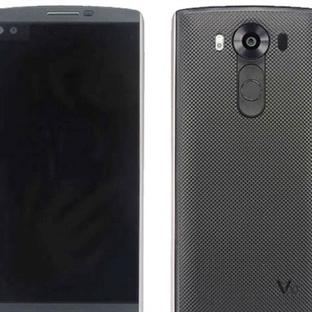 LG V10 Akıllı Telefon Görüntülendi