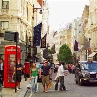 Londra'da Alışveriş