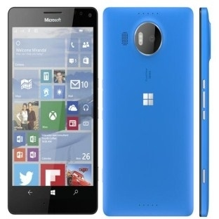 Lumia 950 ve Lumia 950 XL'ın Görseli Ortaya Çıktı