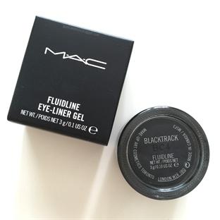 MAC FLUIDLINE GEL EYELINER - BLACKTRACK