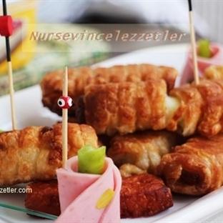 Milföy Sargılı Hellim Peyniri Kızartması