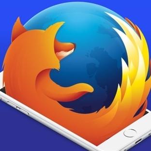 Mozilla, iOS için Yeni Firefox'un Denemelerine Baş