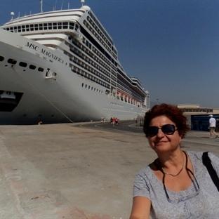 MSC Magnifica gemisiyle, Adriyatik Turu..10 Eylül-
