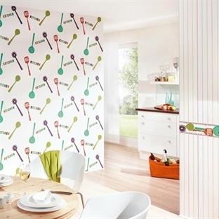 Mutfak Duvar Kâğıdı Modelleri