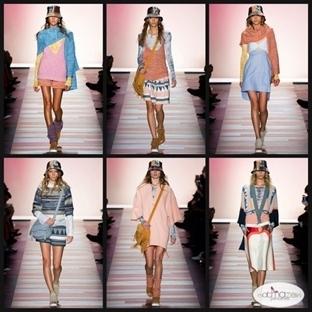 New York Moda Haftası'nın Çarpıcı Koleksiyoları