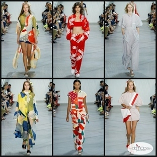 New York Moda Haftası 2016 İlkbahar/Yaz 2. Gün