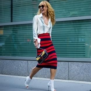 New York Moda Haftasından Sokak Stilleri