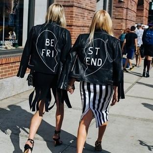 New York Moda Haftası'ndan Sokak Modası