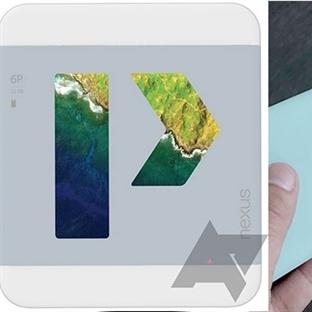 Nexus 6P ve Nexus 5X Kutuda Göründü
