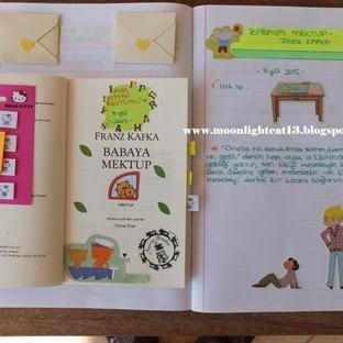 Okuma Halleri, Fotoğraflarla - Babaya Mektup / Fra