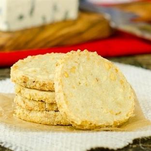 Peynirli Baharatlı Kurabiye Tarifi