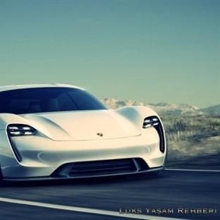 "Porsche ""Mission E"" İncelemesi"