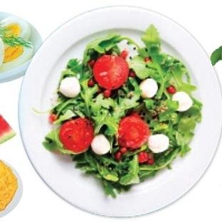 pürüzsüz cilt için diyet listesi