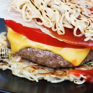 Ramen Burger Nasıl Yapılır?