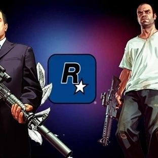 Rockstar Games ve GTA'yı İçeren Dizinin İlk Videos