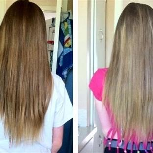 Saç Rengi Açma için Limon Suyu Tarifleri