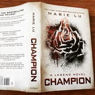 Şampiyon - Marie Lu
